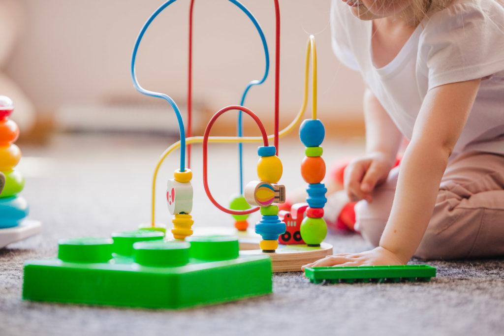 zabawki w żłobku w toruniu
